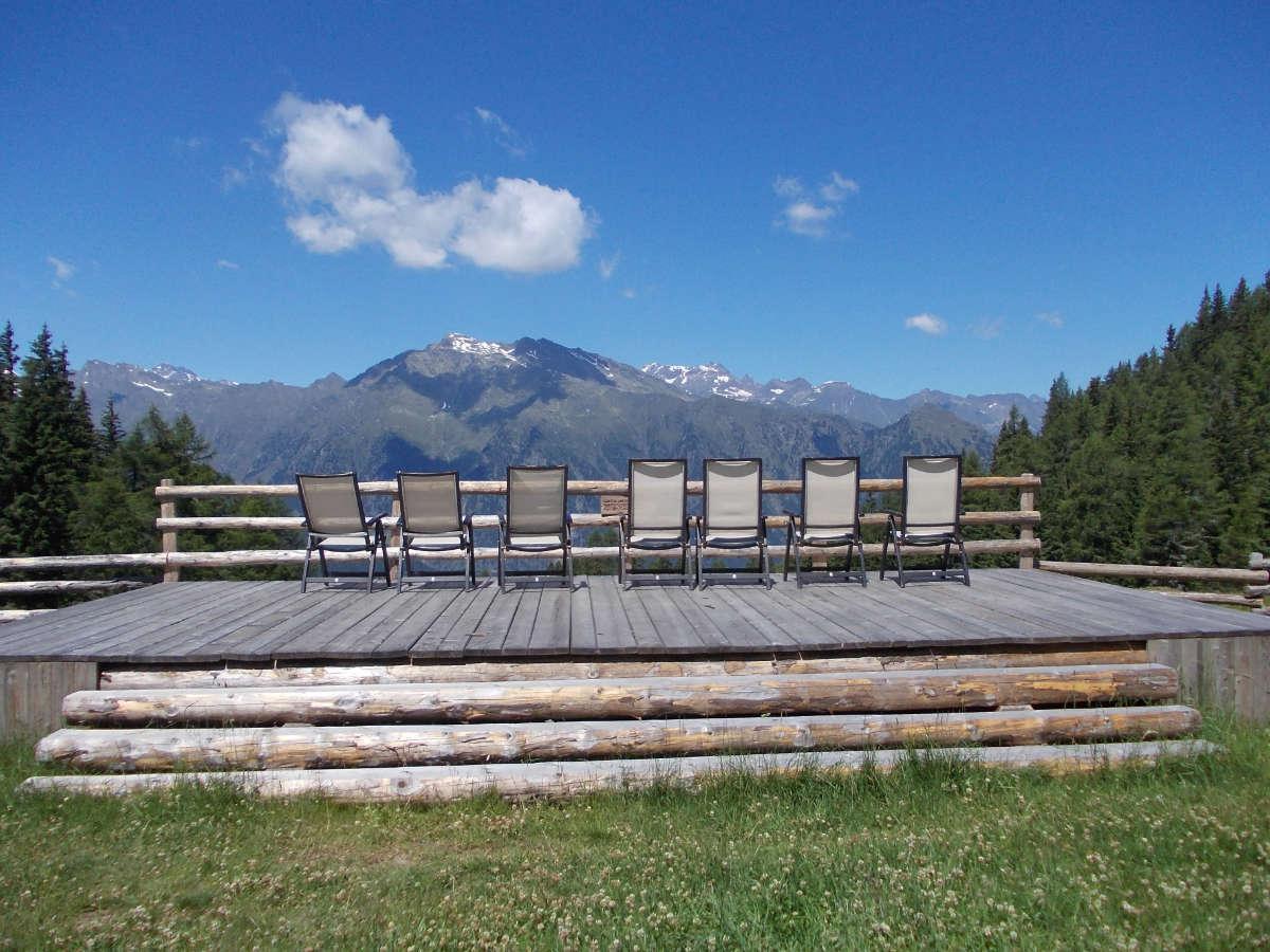 Die Südtiroler Bergwelt