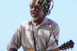 Rasterman auf Jamaika