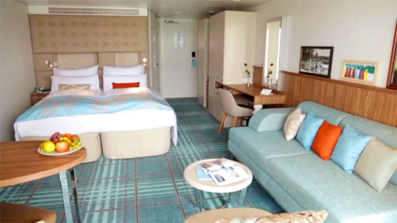 Die Junior Suite auf Mein Schiff 3