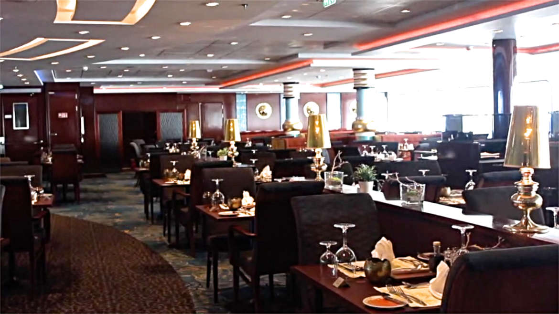 """Das Restaurant """"Atlantik"""" auf Mein Schiff 3"""