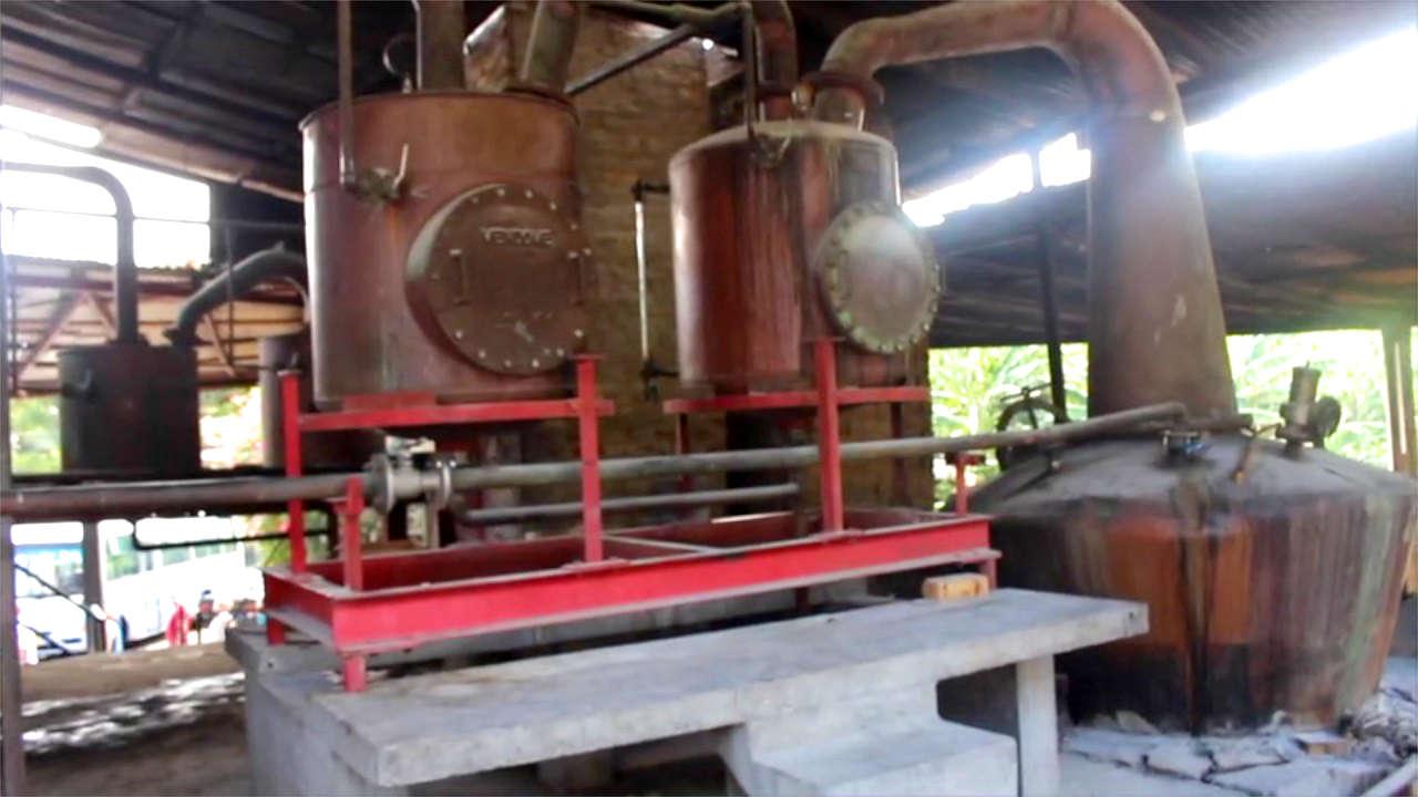 Die Rumfabrik