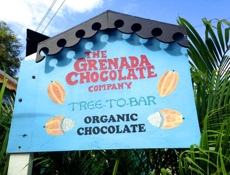 Die Schokoladenplantage
