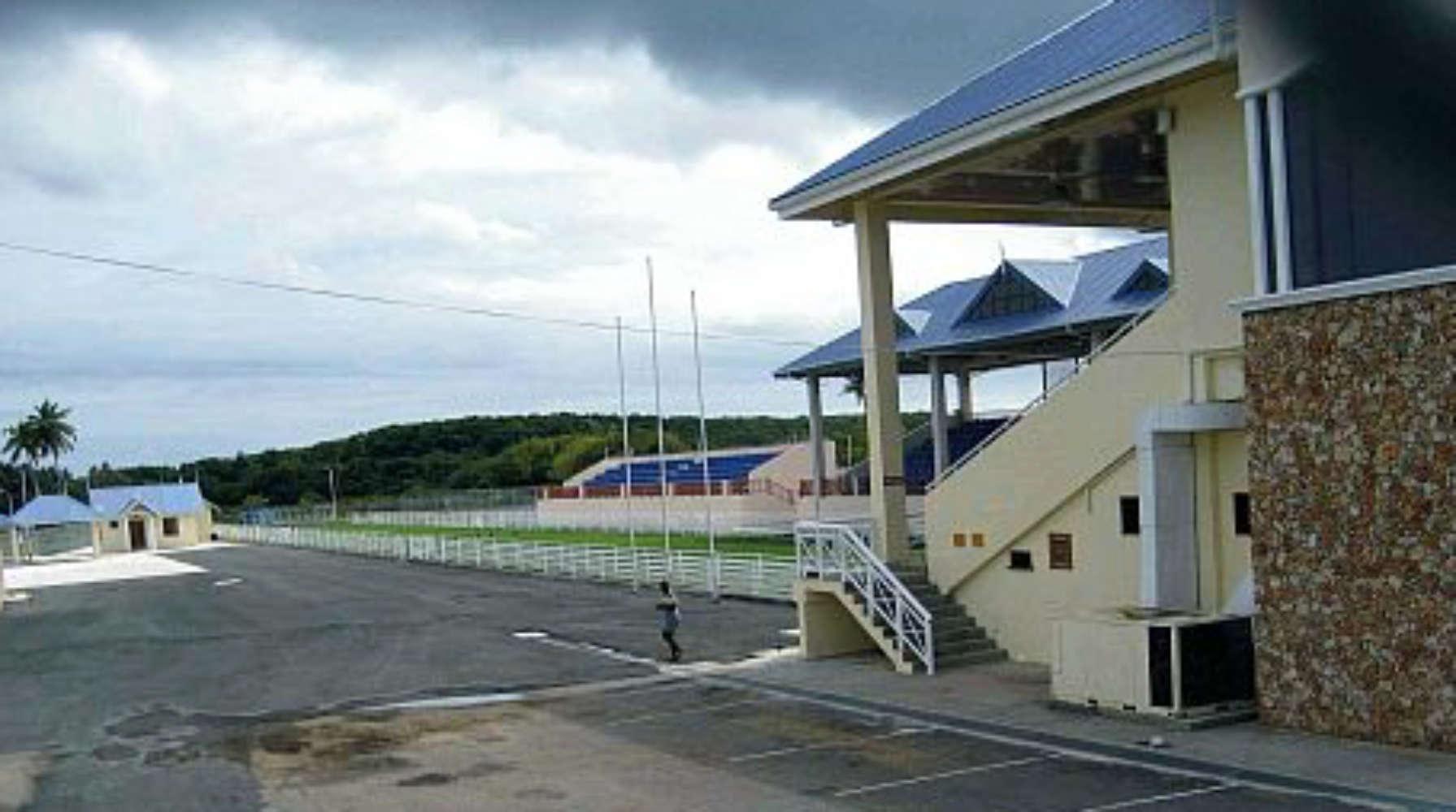 Das Sportstadion