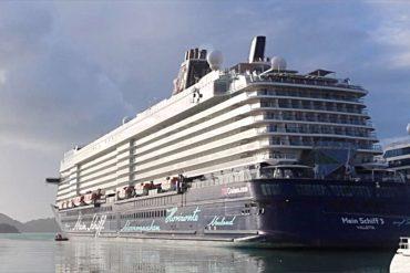 Mein Schiff 3 - das Wohfühlschiff