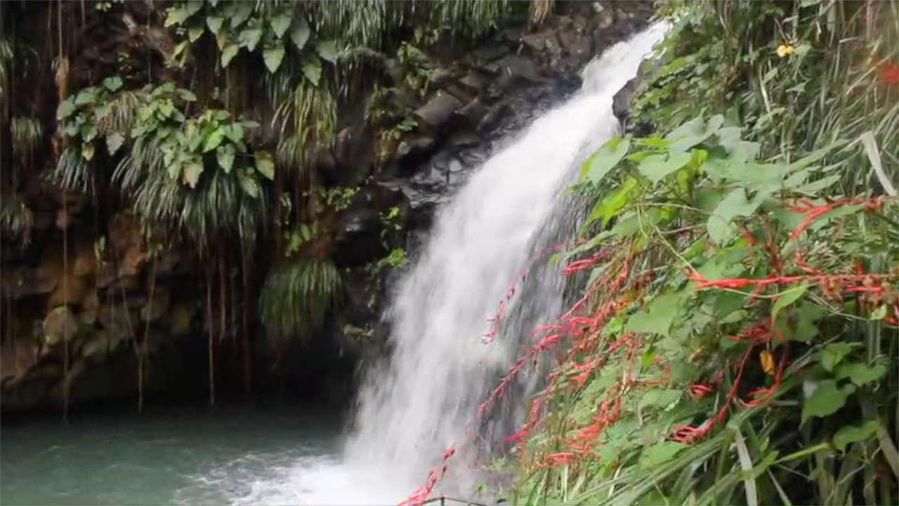 Wasserfall auf Grenada
