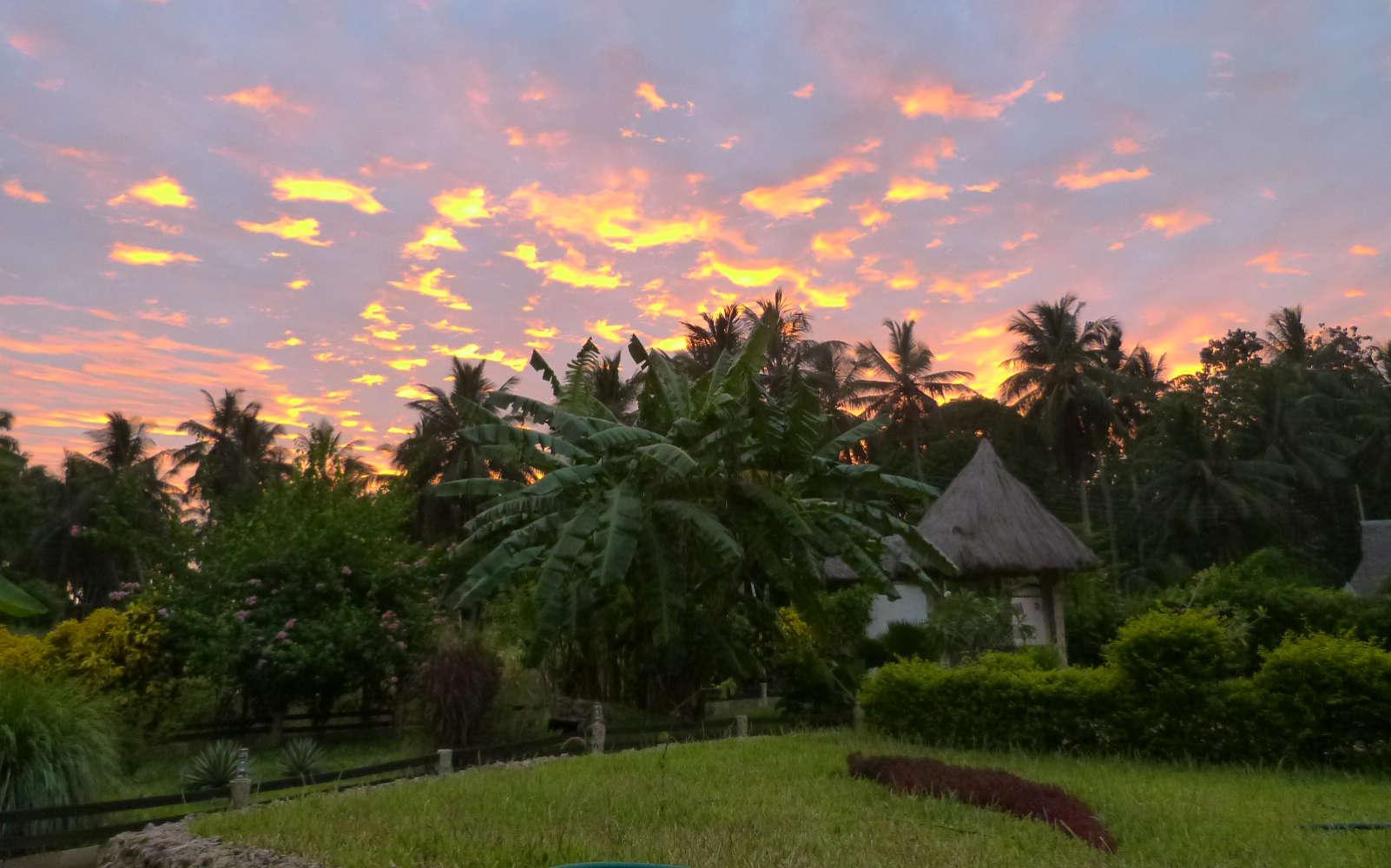Entspannen in Kenia