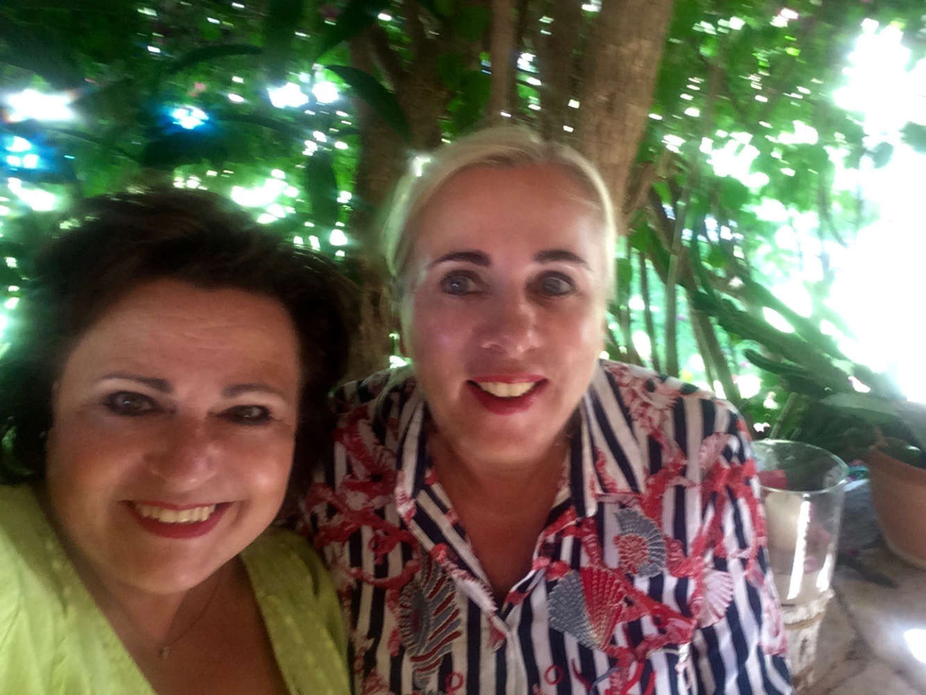 Daniela Urbschat & Renate Effenberger