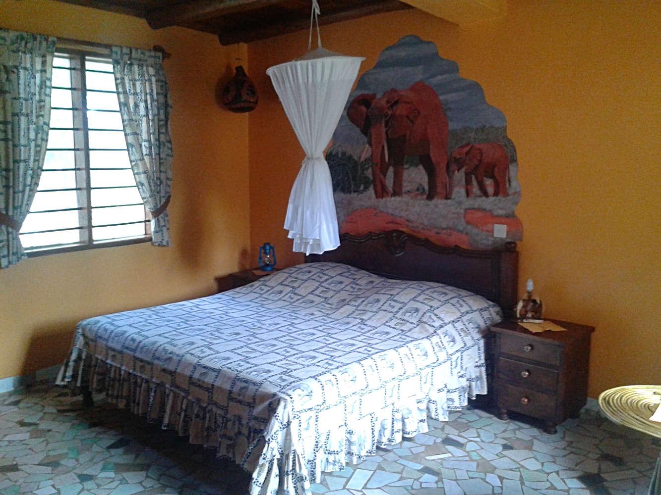 Unsere Gästezimmer in Kenia
