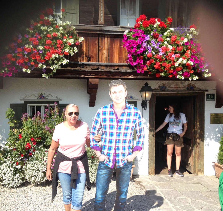 Der Bergdoktor Hans Sigl & ich