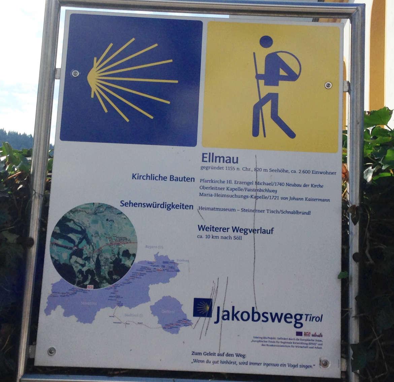 Der Österreichische Jakobsweg