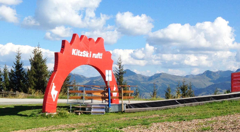 KitzSki - mit Transportband