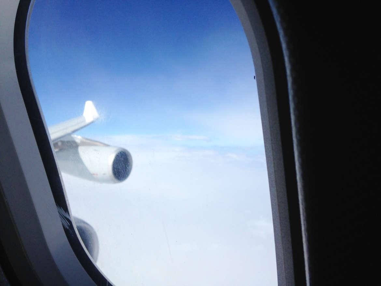 Von Frankfurt nach Tampa mit Lufthans