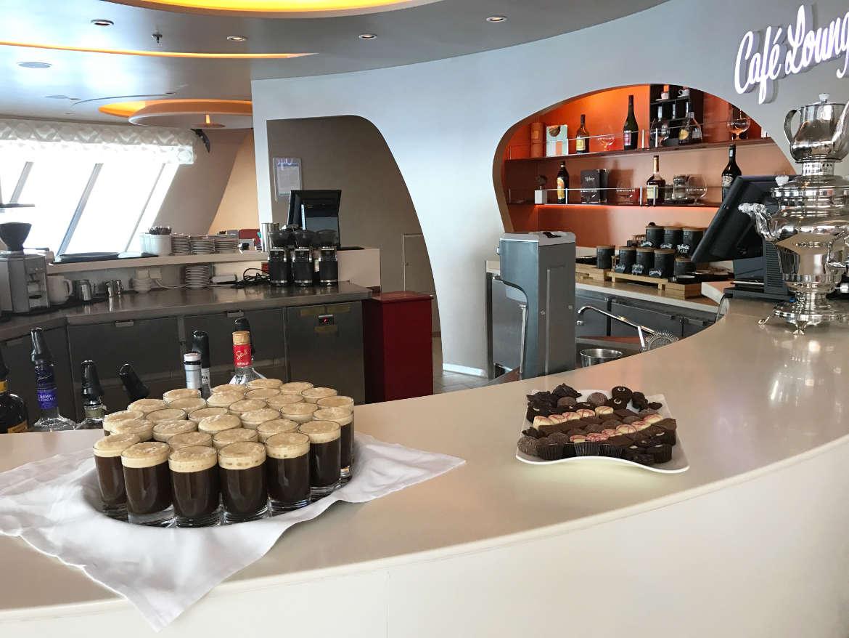 Mein Schiff - Café Lounge