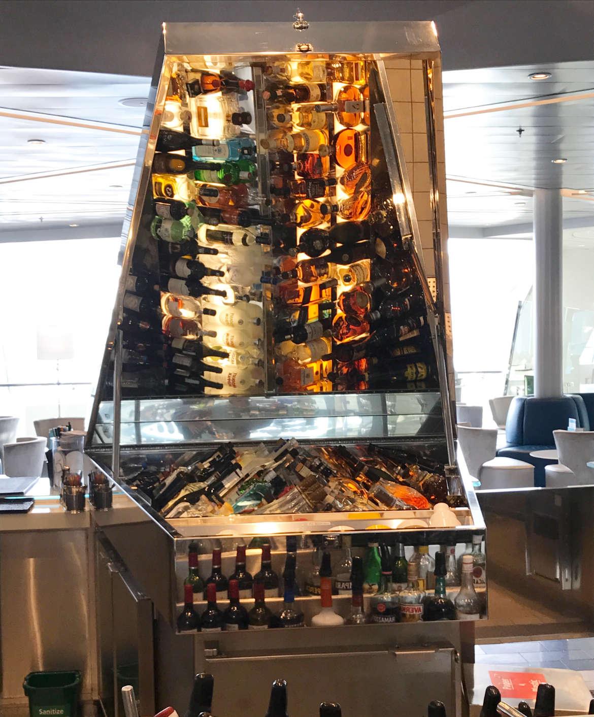 Mein Schiff - Diamant Bar