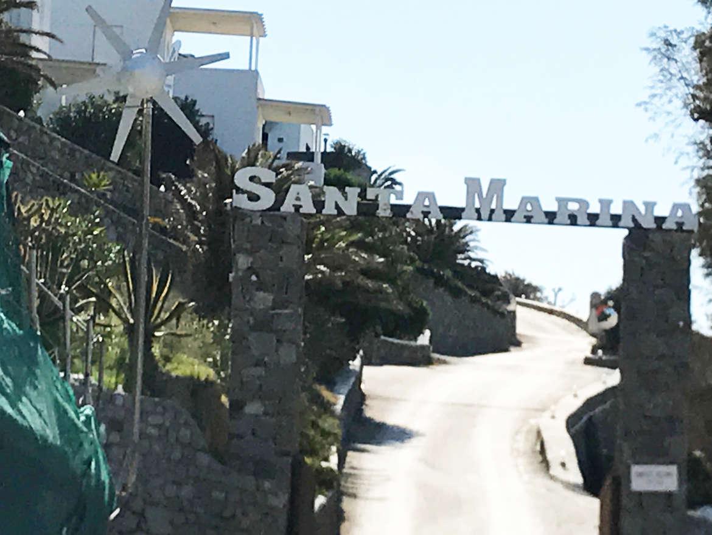 Santa Marina auf Mykonos