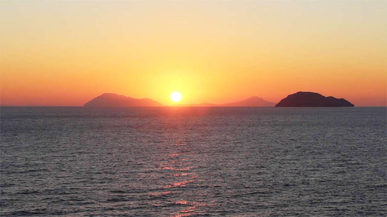 Abendstimmung auf Kreta