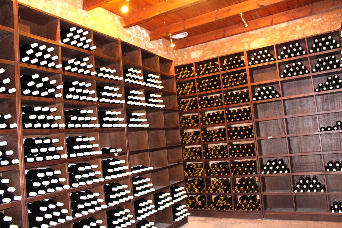 Wein aus Kreta