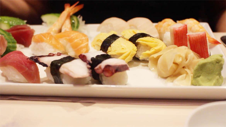 Mein Schiff - Hanami Restaurant