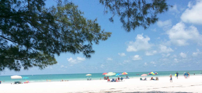 Beach Anna Maria