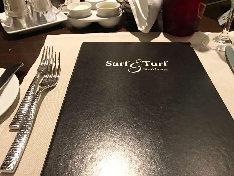 Mein Schiff - Surf & Turf