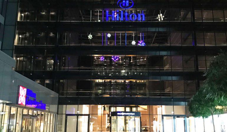 Hilton Frankfurt Airport - The Squaire