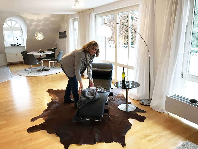 Andrea Dangers, homestaging münchen