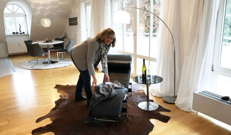 Andrea Dangers, homestaging münchen