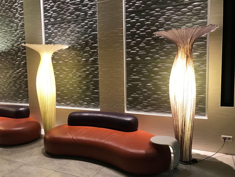 Hilton Frankfurt Airport -Stylische Accessoires