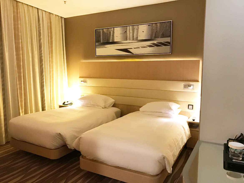Hilton Frankfurt Airport - Zimmer