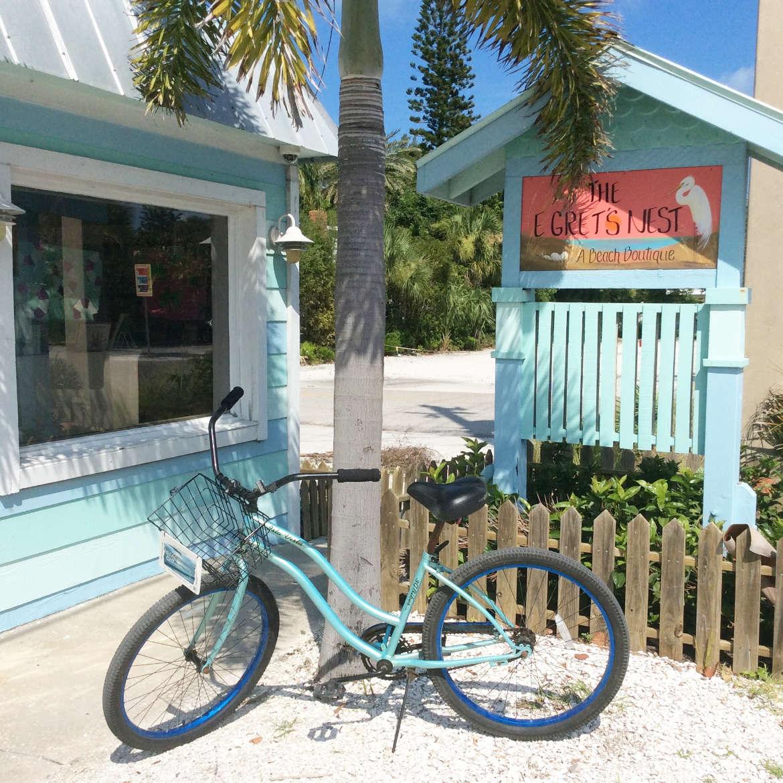 Mit dem Rad über die Insel