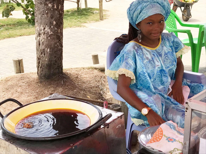 Brasilianische Streetfood