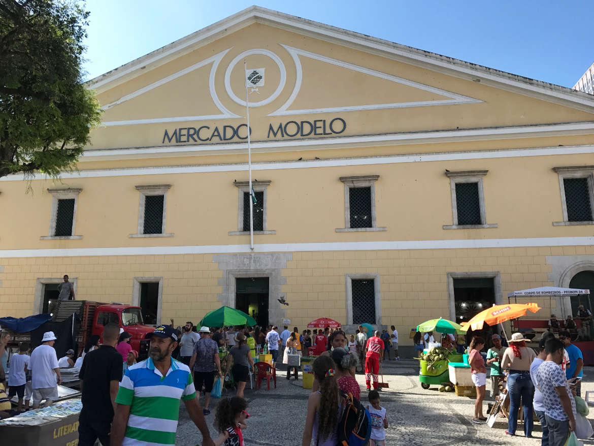 Mercado in Salvador