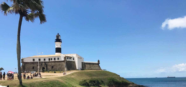 Barra, der Leuchtturm in Salvador