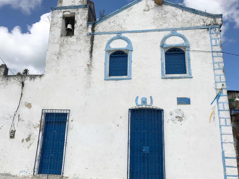 Ilha de Mare - Dorfkirche