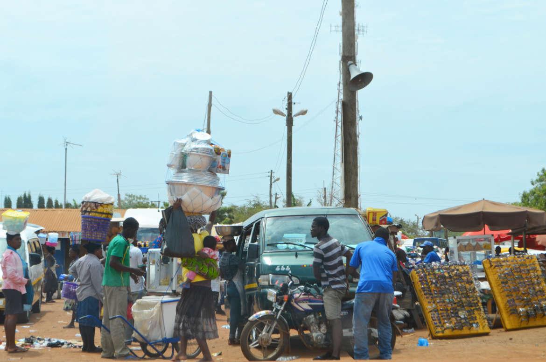 Ghana - Markt