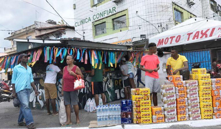 Unterwegs in Bahia