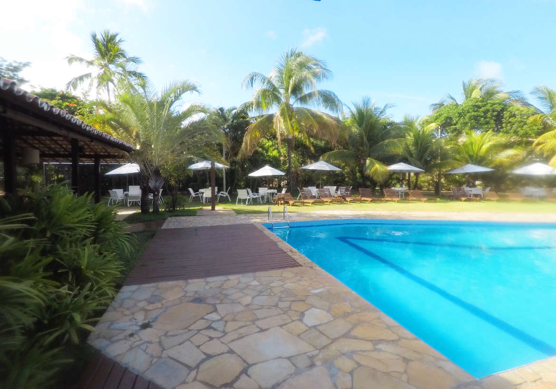 Hotel Porto Zarpa Pool