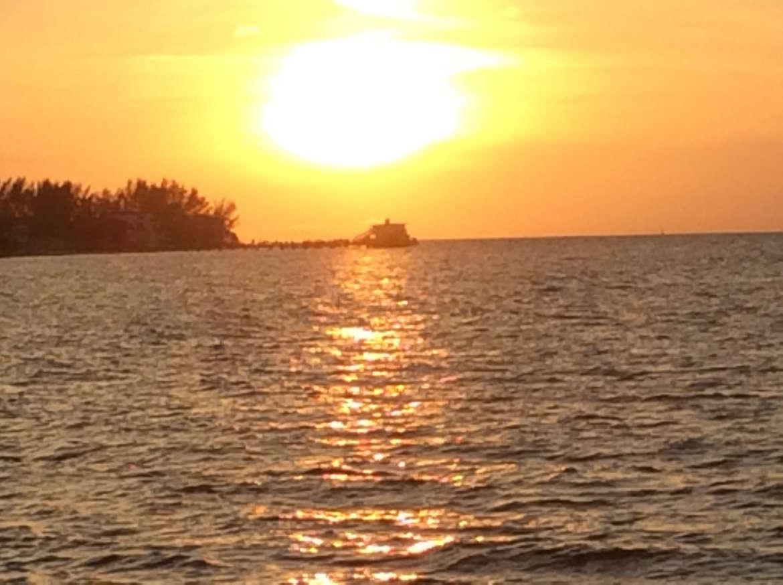 Sonnenuntergang Florida