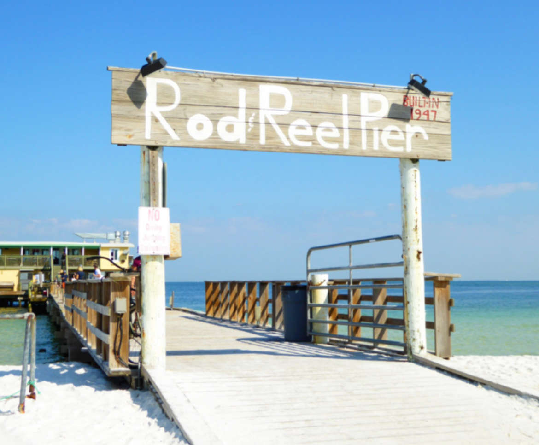 Rod Reel Pier