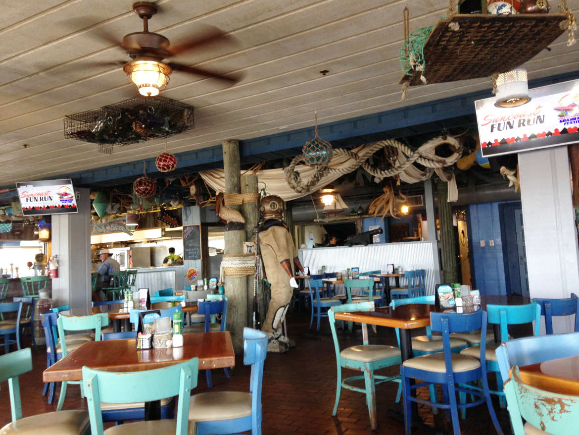 Seafood Shack, Florida