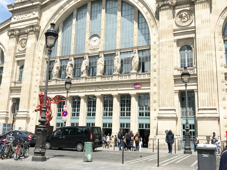Garde du Nord, Paris