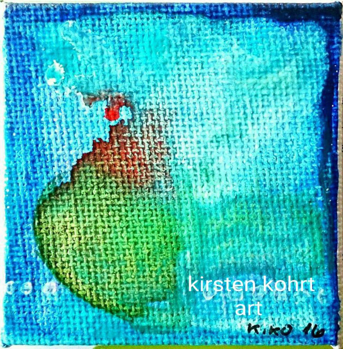 Kirsten Kohrt /                        Ki-Tüpfelchen