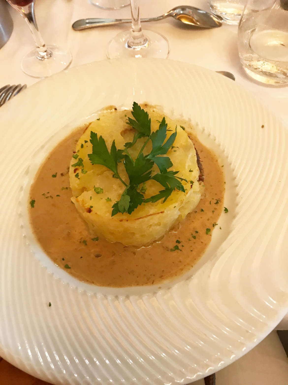 Le Bistro Melrose, Paris