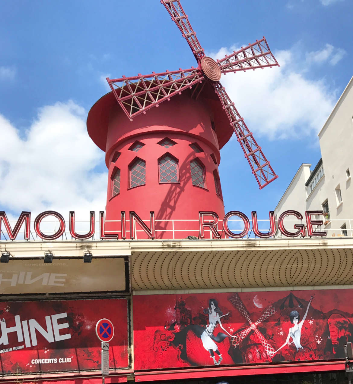 Moulin Rouge, Paris