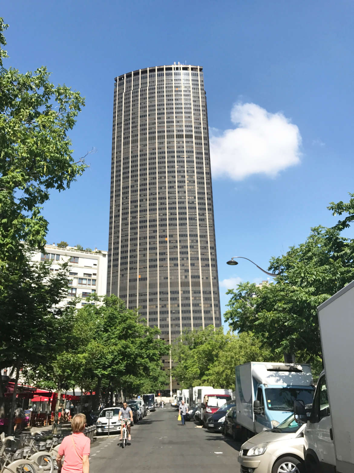 Der Montparnasse Tower